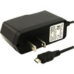 Insten - Micro USB Travel Charger Compatible with Google Nexus 7 - Black - Black