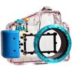CowboyStudio - 130-Feet Waterproof Underwater Camera Case for Sony NEX5 NEX-5 16mm F2.8 Lens
