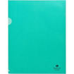 "Sparco - Transparent File Holder - Letter - 11"" x 8.50"" - 10 / Pack - Green"