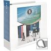 Business Source - Slanted Ring Presentation Binder - 3