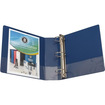 """Business Source - Round Ring Binder - 3"""" Capacity - 1 Each"""