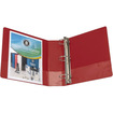 "Business Source - Round Ring Binder - 3"" Capacity - 1 Each"