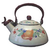 Reston Lloyd - Corning/Corelle Abundance Whistling Tea Kettle