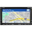 Lanzar - 6.95'' Double-DIN Touchscreen Video DVD/MP4/MP3/CD Player With Hands-Free Bluetooth