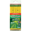 Ticonderoga - Pre-Sharpened Pencil, #2, Yellow Barrel, 30/Pack - Yellow