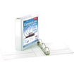 "TOPS - ExpressLoad ClearVue Lock D-Ring Binder - 2"" Capacity - 1 Each"