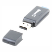 Sabrent - Wireless USB Bluetooth Adapter - Blue