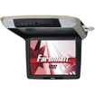 "Farenheit - MD1210CMX 12.1"" Overhead Built-in DVD Player Flip-Down TFT-LCD Car Monitor - Black"