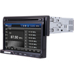 "SPL Audio - SD710T Analog TV Tuner & 7"" LCD Touch Screen Single DIN Multimedia Source Unit In-Dash Car Receiver"
