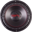 "SPL Audio - FXW102 1,800 Watt 10"" Car Subwoofer - Multi"