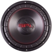 "SPL Audio - FXW104 1,800 Watt 10"" Car Subwoofer - Multi"