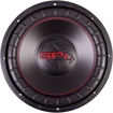 "SPL Audio - FXW122 2,000 Watt 12"" Car Subwoofer - Multi"