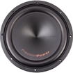"PrecisionPower - BI102 10"" Dual 2 Ohm Black Ice Series Car Subwoofer - Black"