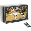 Performance Teknique - TFT Touch Screen, Double Din, DVD Player with front USB and Sd card Slot