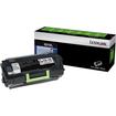 Lexmark - Return Program Print Cartridge, Label Applications - Black