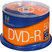 Color Research - DVD-R 50-Pack 16X 120 mins 4.7GB