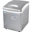 NewAir - Portable Ice Maker - Silver - Silver