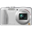 Panasonic - Lumix 14.1 Megapixel Compact Camera - White