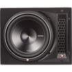 "Rockford Fosgate - P31X12 1200W Max Single 12"" Punch P3 Series Car Subwoofer Enclosure - Black"