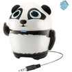 GOgroove - Groove Pal Panda Portable Animal Speaker f/Kids - Works great Phones iPads & Children's Tablets - Multi