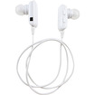 AGPtek - Wireless Bluetooth A2DP Stereo Earphone Headphone for iPhone Galaxy Tablets Cell Phone - White