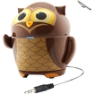 GOgroove - Groove Pal Owl Portable Rechargeable Animal Speaker + Stylus - Multi
