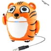 GOgroove - Groove Pal Tiger Portable Rechargeable Animal Speaker + Stylus - Multi