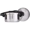 Fagor - Chef Pressure Cooker 6 Qt. - Silver - Silver