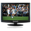 """QuantumFX - 15.6"""" Class (15.6"""" Diag.) - LED-LCD TV - HDTV - Black"""