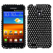 BasAcc - Case For Samsung D710 Epic 4G Touch - Black/White Dots Diamante - Black/White Dots Diamante