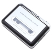 AGPtek - Tape to PC Super USB Cassette to MP3 Converter Capture Audio Music Player