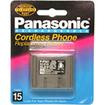 Panasonic - Type 15 Cordless Phone Battery