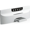 Linear - Digital MP3 & CD Player - White
