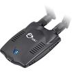 SIIG - Wireless-N High Power USB Wi-Fi Adapter - Black