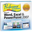 Individual Software - Professor Teaches Word, Excel & PowerPoint 2007 (Jewel Case Edition) - Technology Training Course