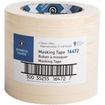 """Business Source - 16460 Masking Tape - 2"""" W x 60 yd L - 3"""" Core - 1 Roll - Tan - Tan"""