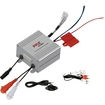 Pyle - 2 Channel Waterproof MP3 / iPod® Marine Power Amplifier - Silver