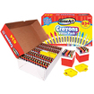 RoseArt - Crayons, Classic Colors Multipack, 52 Packs of 16 Colors, 832 Crayons/Set