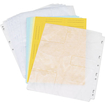 Innovera - Two-Sided CD/DVD Pages for Three-Ring Binder, 10/Pack