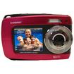 Cobra - 16MPX Dual View Digital Waterproof Camera - Red