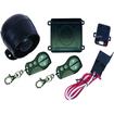 Omega - Free550CF Car Alarm W/ Carbon Fiber Remotes Keyless Entry