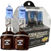 Absolute USA - W880 1 pair HID Style Xenon High Performance Halogen Light Bulb