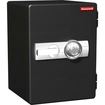 Honeywell - 2201 Fire Safe (.73 cu') - Combination Lock - Black