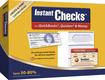 Instant Checks for QuickBooks, Quicken & Money