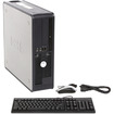 Dell - Refurbished - Optiplex Desktop Computer - 4 GB Memory - 160 GB Hard Drive - Silver - Silver