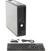 Dell - Refurbished - Optiplex Desktop Computer - 4 GB Memory - 500 GB Hard Drive - Silver