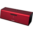 Microlab - MD 212 Portable Bluetooth Speaker Dock with 30-pin Connecter & Mic - Red