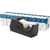 Business Source - Value Pack Invisible Tape w/ Dispenser-0.75