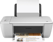HP - Deskjet 1510 All-In-One Printer - Silver