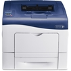 Xerox - Phaser 6600 Network-Ready Color Laser Printer - White